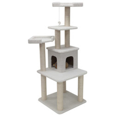 "64"" Bungalow Cat Tree"
