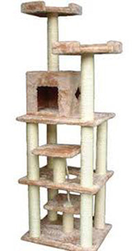 "78"" Casita Cat Tree"