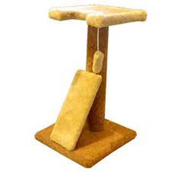 "30"" Kitty Cat Scratch Perch Cat Tree**DISCONTINUED**"