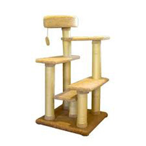 "48"" Kitty Cat Jungle Gym Cat Tree"