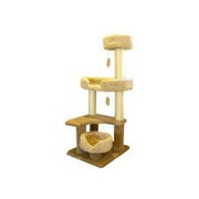 "55"" Kitty Cat Jungle Gym Cat Tree"