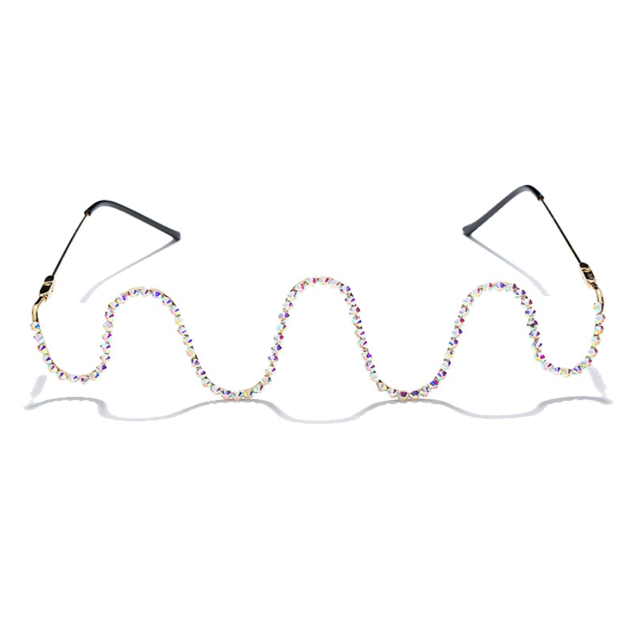 Diamond Wave Eyeglasses