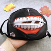 Ghoul Zipper Mask