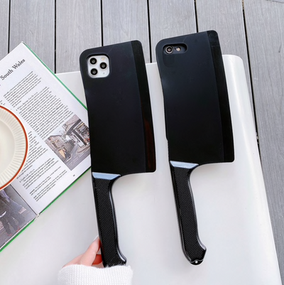 Kitchen Knife Phone Case