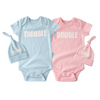 Double Trouble Bodysuits
