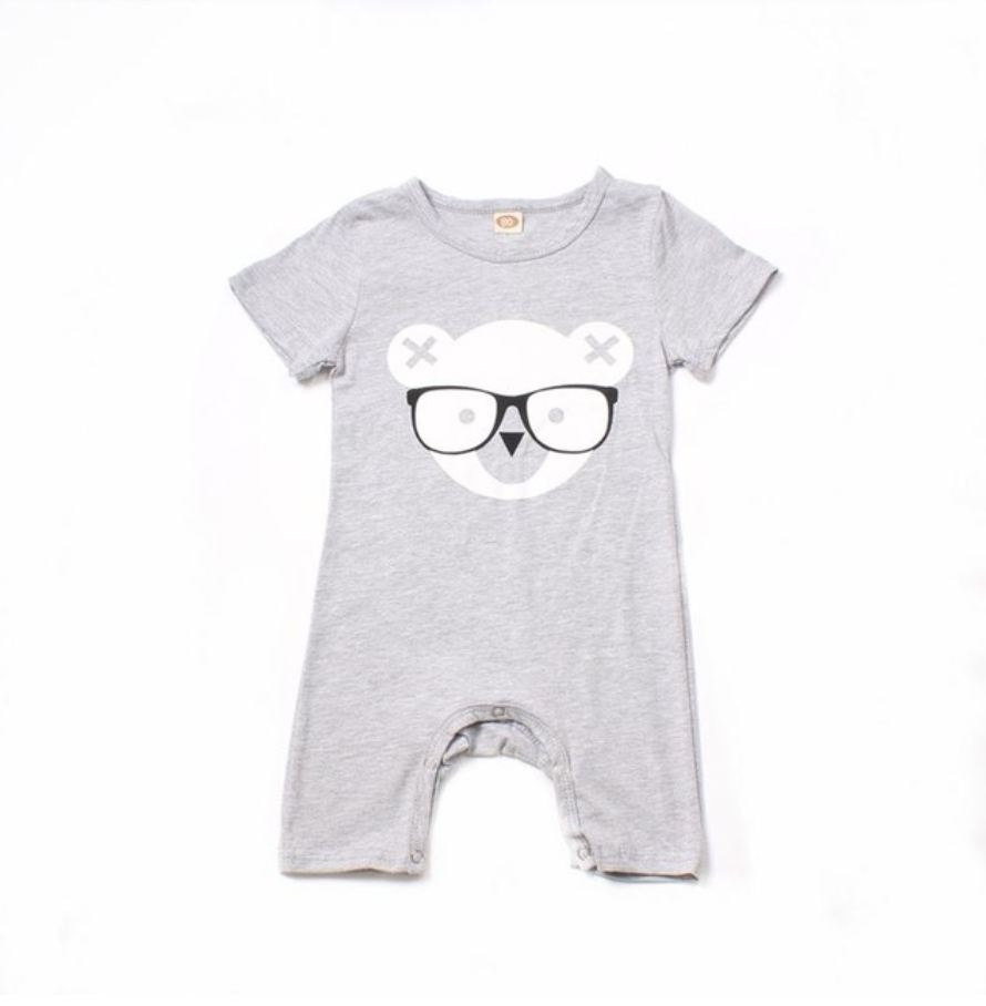 Matthew Polar Bear Bodysuit