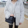 Mongolian Faux Fur Jacket