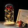 LED Beauty And The Beast Rose
