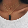Moon Gem Choker