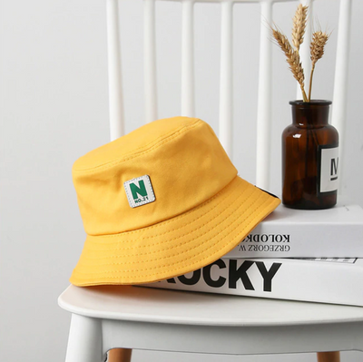 Youthful Cotton Bucket Hat