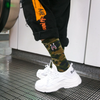 Hiphop Camo Long Socks