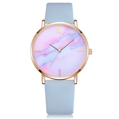Marble Face Watch