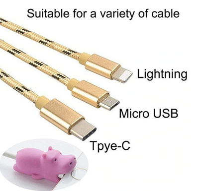 Animal Cable Bytes™