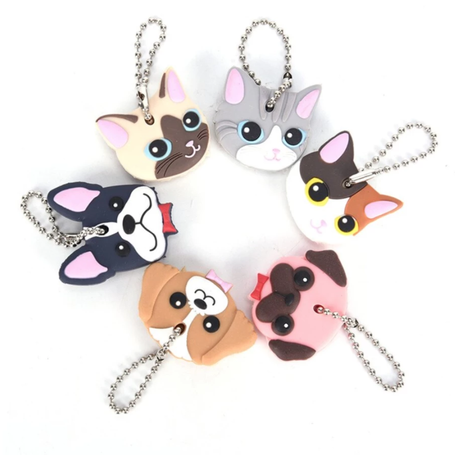 Animal Key Case Cover