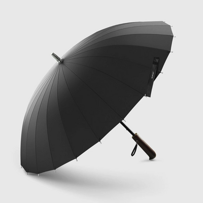 Windproof Glass Fiber Frame Umbrella