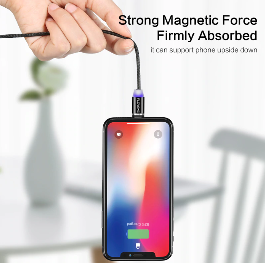 Fast Charging Magnetic USB Cable