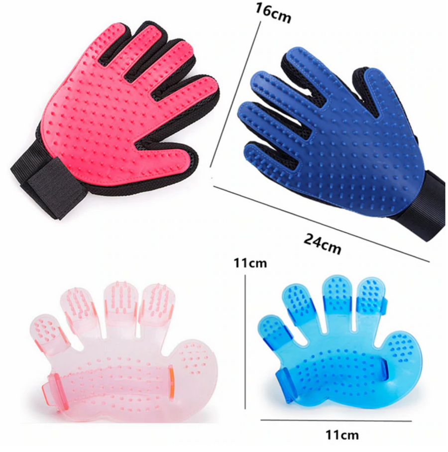 Pet Dog Hair Brush Comb Glove
