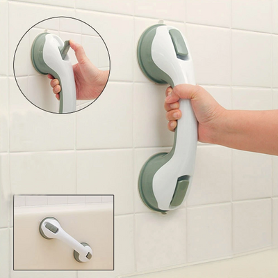 Suction Cup Bathroom Safety Handrail