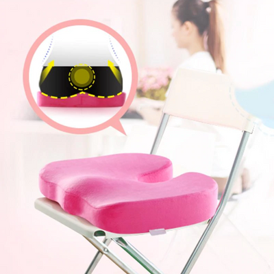 Memory Foam Massage Cushion Pad