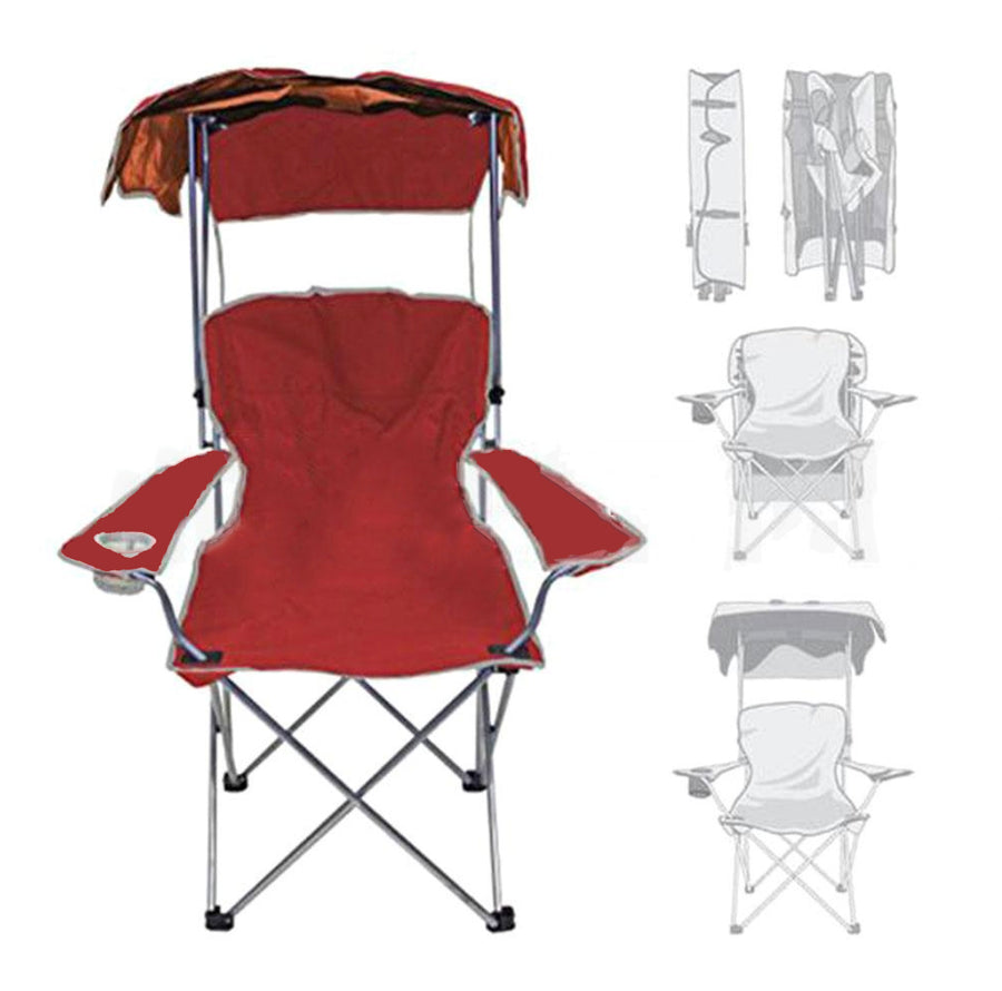 Multi-Functional Folding Chair
