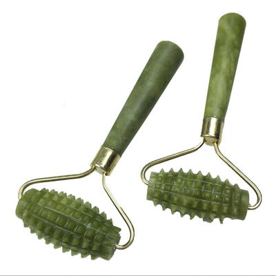 Jade Stone Face Body Spa Massage Roller