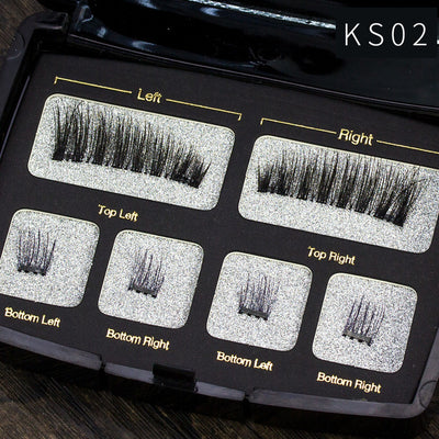 3D Magnetic Eyelashes Extension