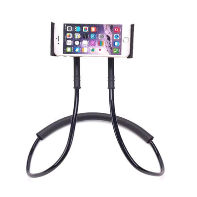 Bendable Hang Neck 360 Flexible Phone Holder Bracket