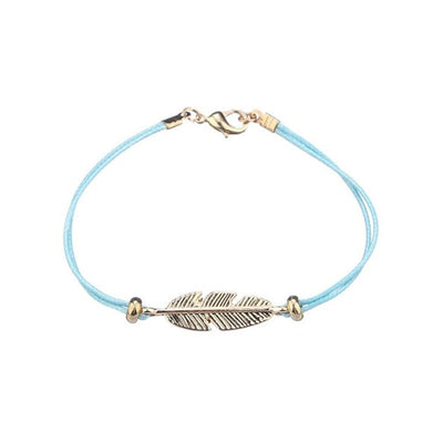 Bohemian Feather Bracelet Sets