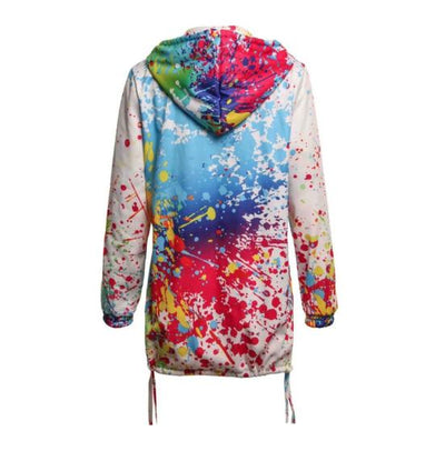 Eye Candy Tie-Die Jacket