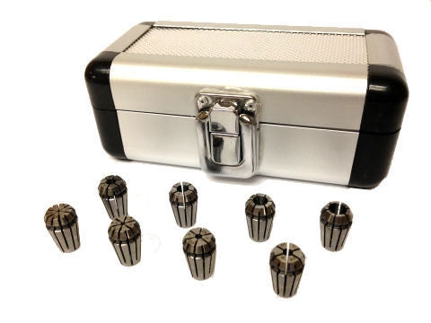 ER11 Collet Set 8 Piece