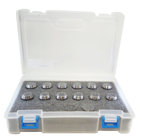 ER20 Metric Collet Set 12 Piece