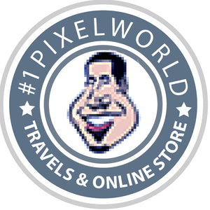 #1 PIXEL WORLD Travel & Online Store
