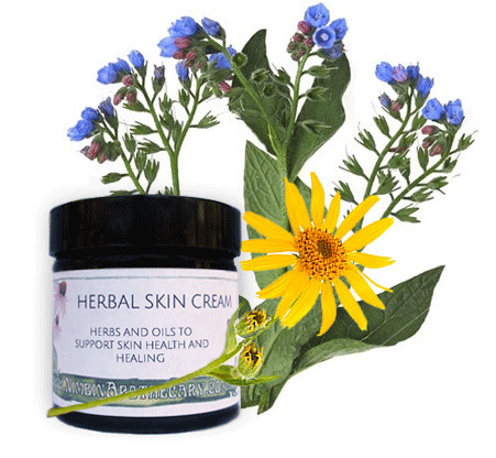 Nimbin apothecary sells Arnica and Comfrey cream online, for sport injuries