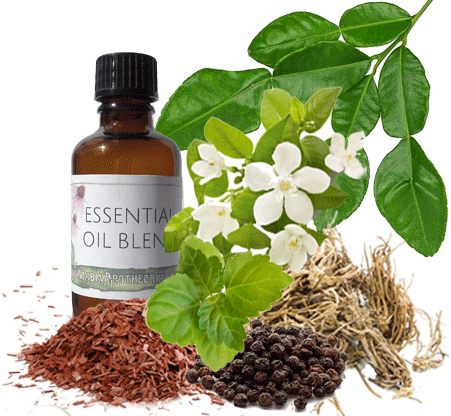 Deep Green Essential Oil Blend