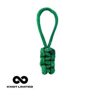 Knot in the Ocean Whatknot made from recycled ocean plastic