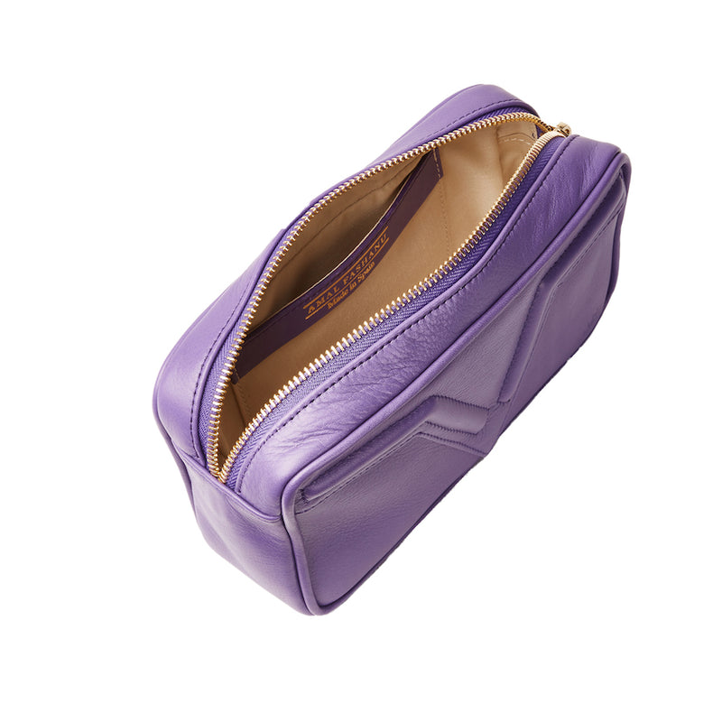 Purple Metise Bum Bag