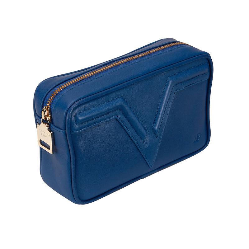 Blue Metise Bum Bag