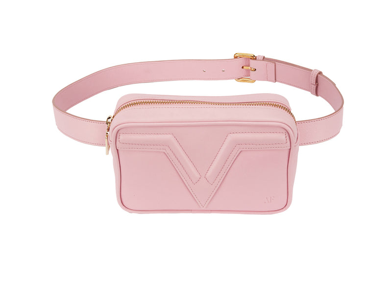 Dusty Pink Metise Bum Bag