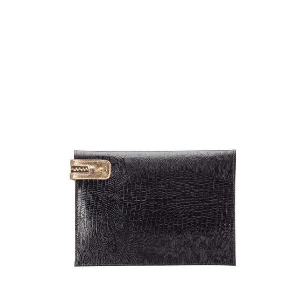 Metallic Gold Everyday Wallet
