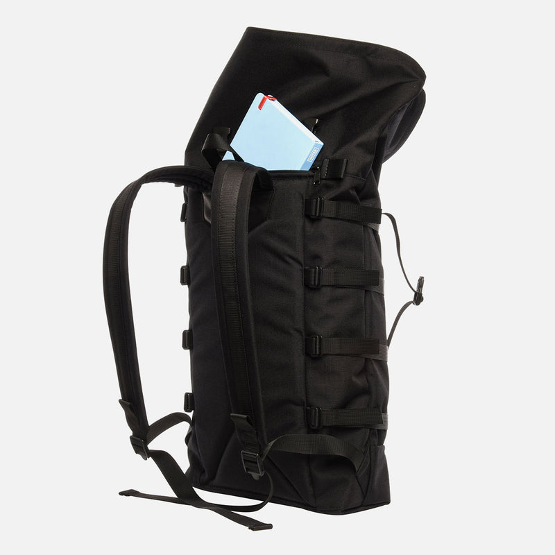Braasi Industry Webbing Black Back Pocket