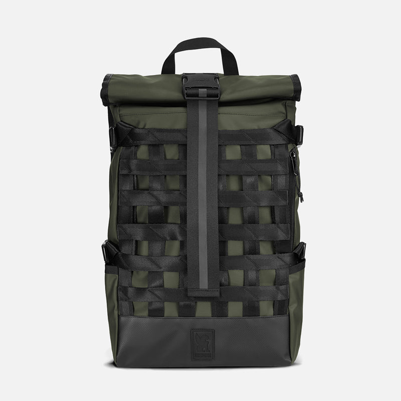 Chrome Industries Barrage Cargo Tarp Olive Front