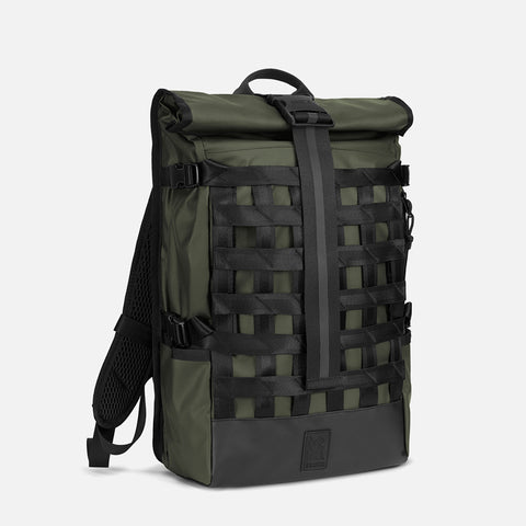 Chrome Industries Barrage Cargo Tarp Olive Side