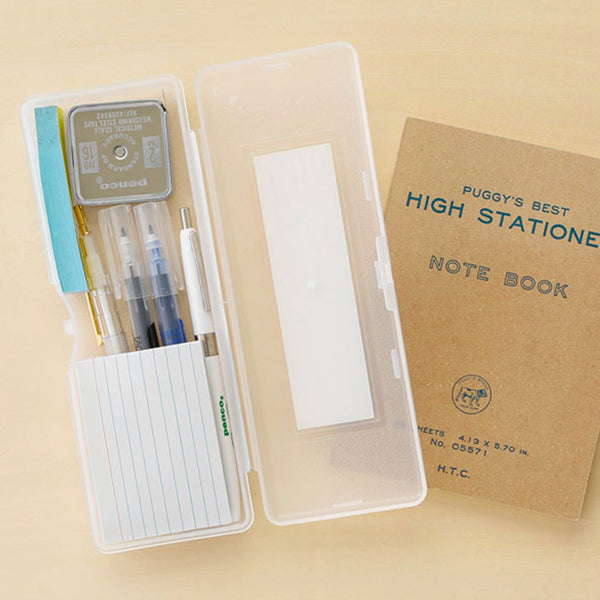 Hightide Storage Container Pen Transparent Lifestyle