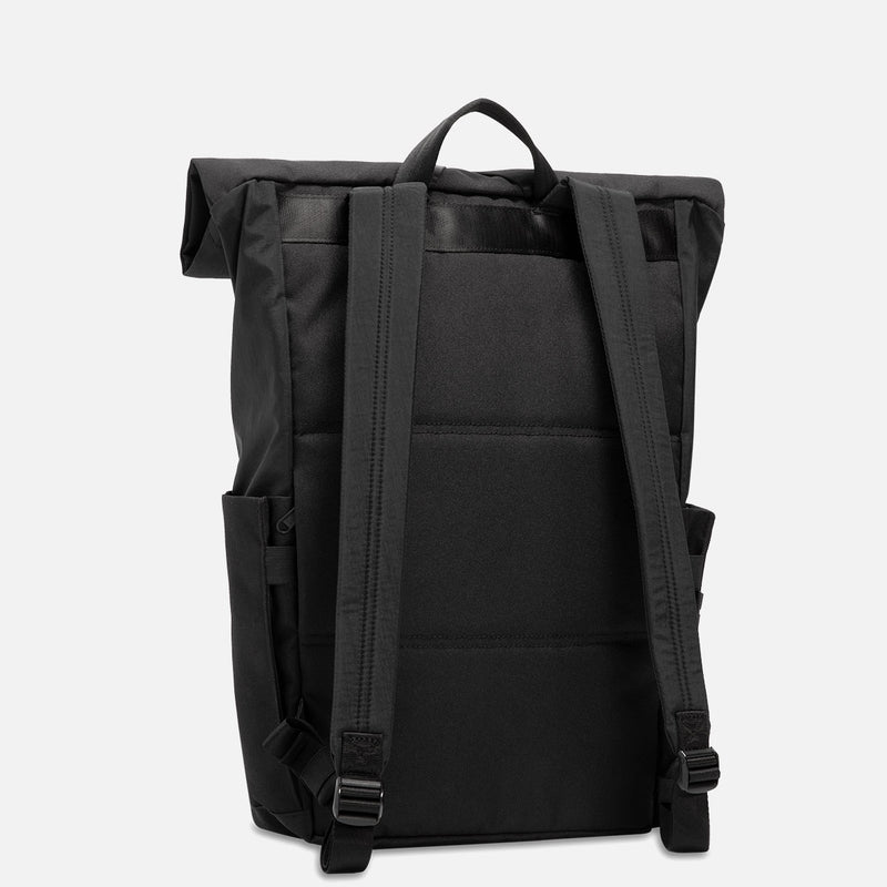 Timbuk2 Hero Laptop Backpack Jet Black Back