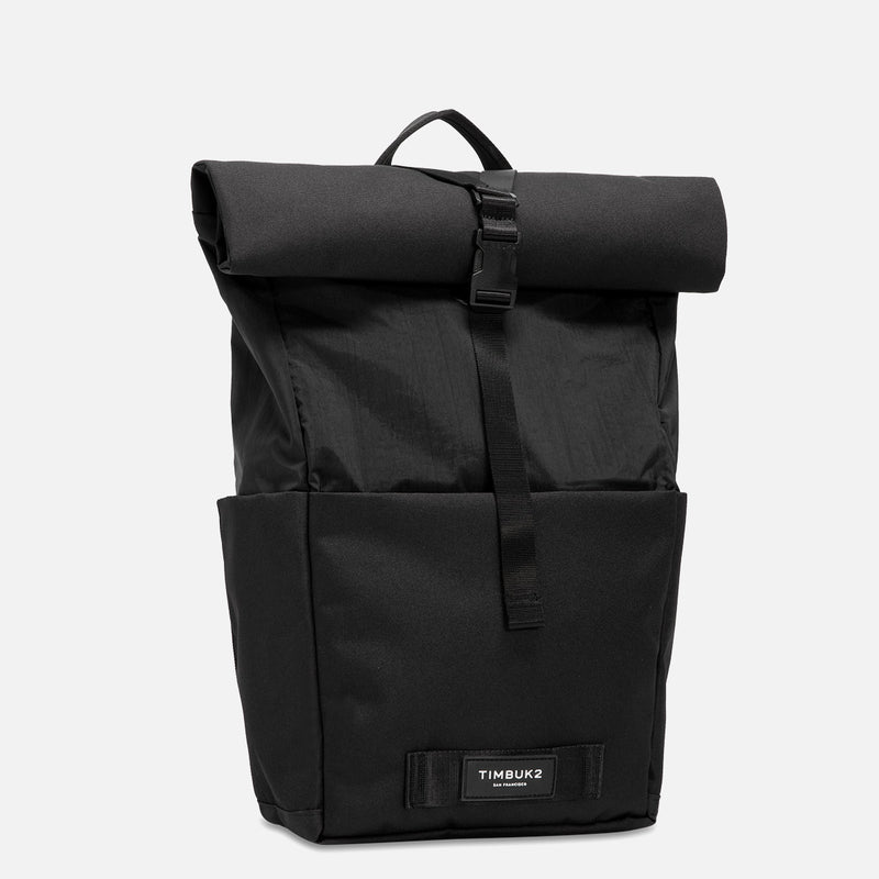 Timbuk2 Hero Laptop Backpack Jet Black Front