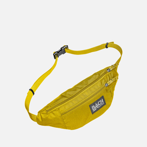 Bach Waist Pouch Yellow front view