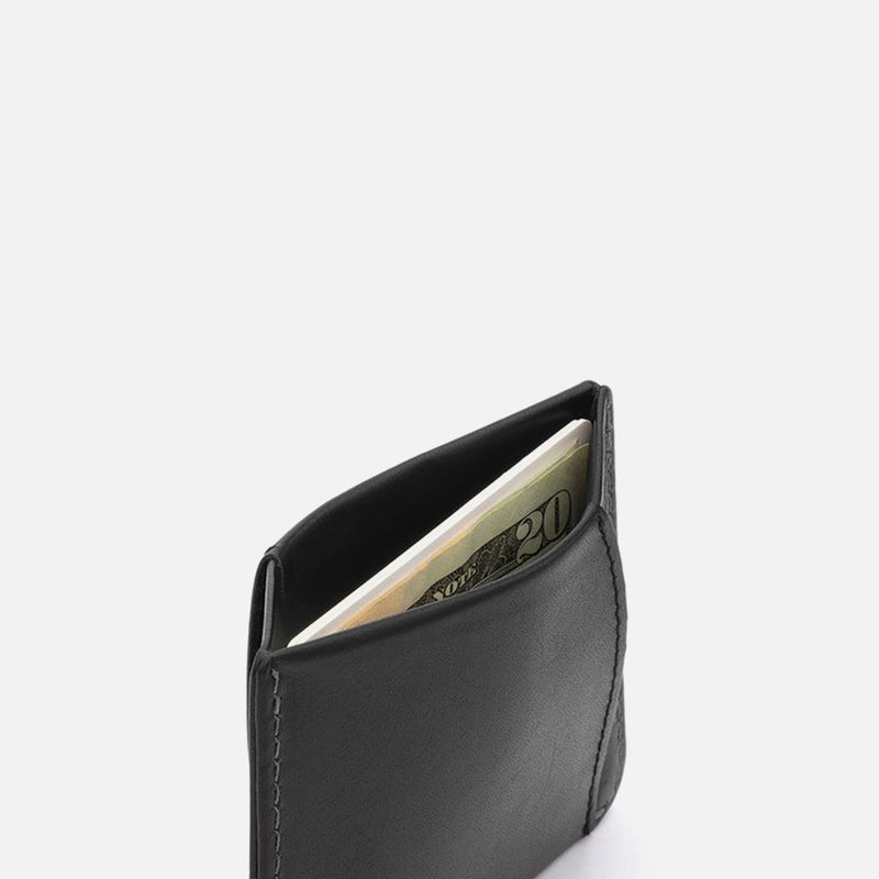 Bellroy Micro Sleeve Black bills