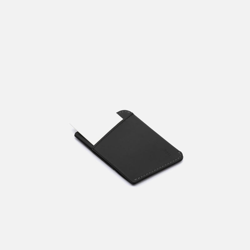 Bellroy Micro Sleeve Black cards