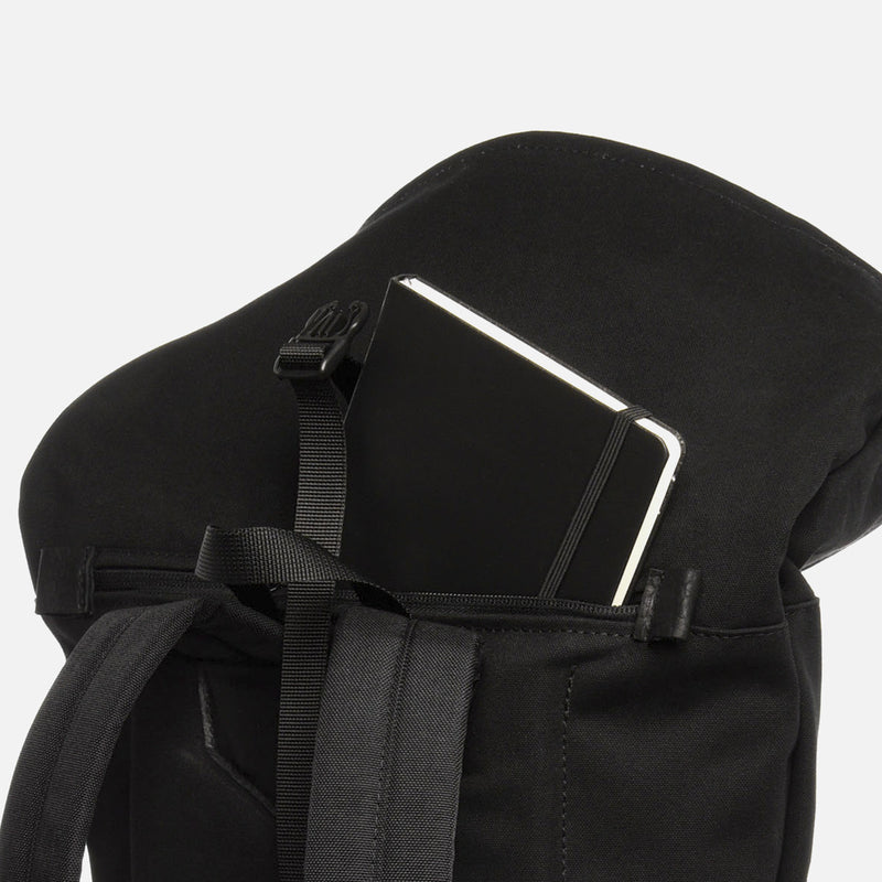 Braasi industry backpack external pocket