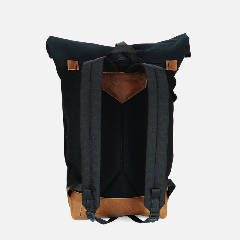 Braasi industry Nico backpack back view